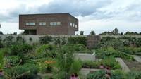 Klostergarten und bibliothek   raketenstation insel hombroich neuss